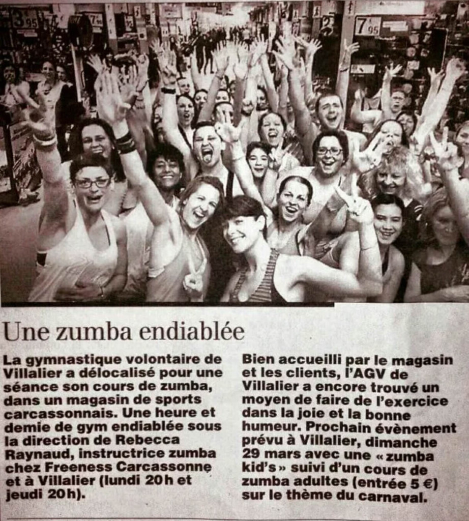 freeness-carca-zumba-journal