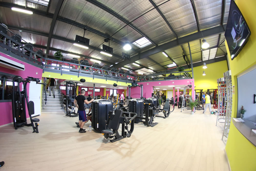 Club fitness montpellier freeness cr ateur d 39 nergie for Club piscine super fitness st jean sur richelieu